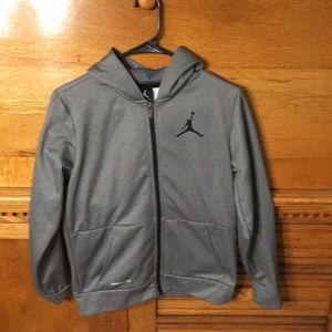 Air Jordan Hooded Sip Up Jacket